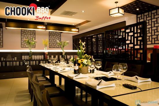 Buffet tối BBQ tại nhà hàng Shabu Kichoo - 6
