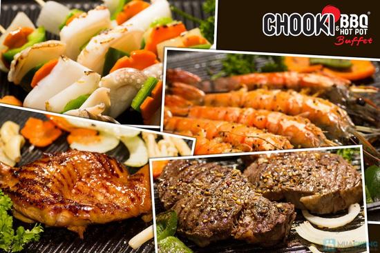 Buffet tối BBQ tại nhà hàng Shabu Kichoo - 19