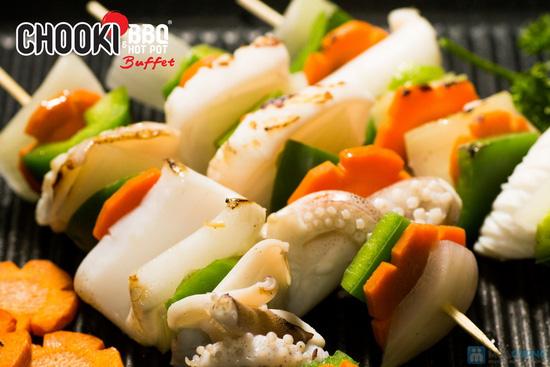 Buffet tối BBQ tại nhà hàng Shabu Kichoo - 18
