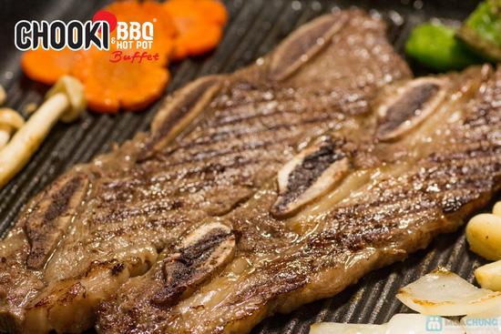Buffet tối BBQ tại nhà hàng Shabu Kichoo - 14