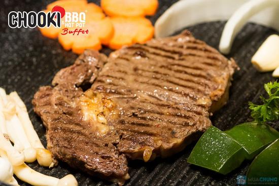Buffet tối BBQ tại nhà hàng Shabu Kichoo - 10