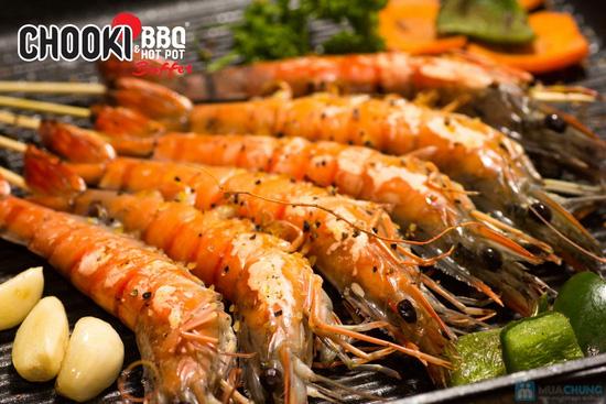 Buffet tối BBQ tại nhà hàng Shabu Kichoo - 11