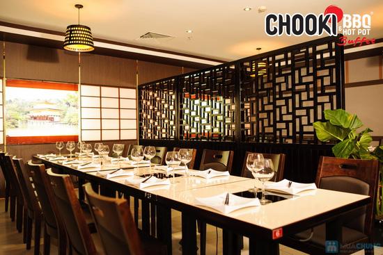 Buffet tối BBQ tại nhà hàng Shabu Kichoo - 3