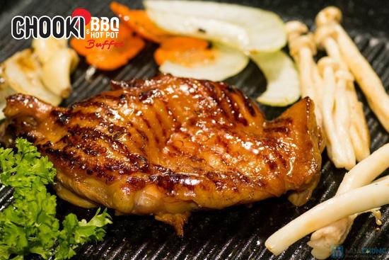 Buffet tối BBQ tại nhà hàng Shabu Kichoo - 13