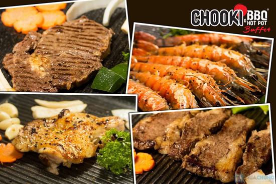 Buffet tối BBQ tại nhà hàng Shabu Kichoo - 20