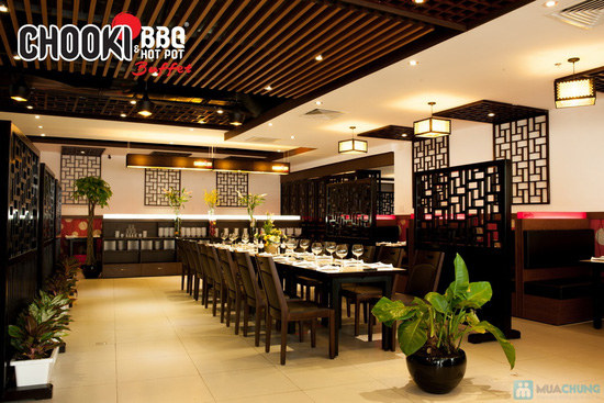 Buffet tối BBQ tại nhà hàng Shabu Kichoo - 1