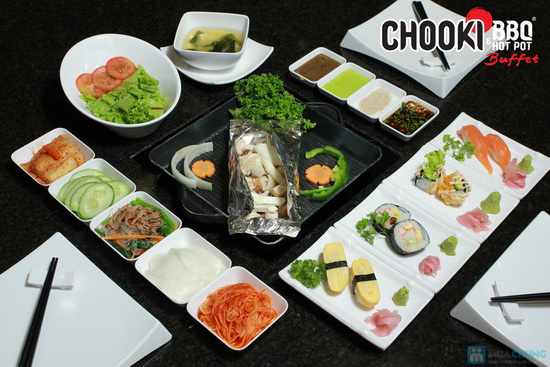 Buffet tối BBQ tại nhà hàng Shabu Kichoo - 22