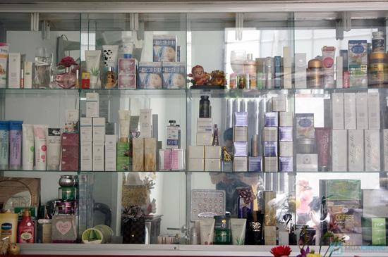 Làn da gợi cảm, quyến rũ với dịch vụ tắm sôcôla tại Mi's Beauty Salon - 4
