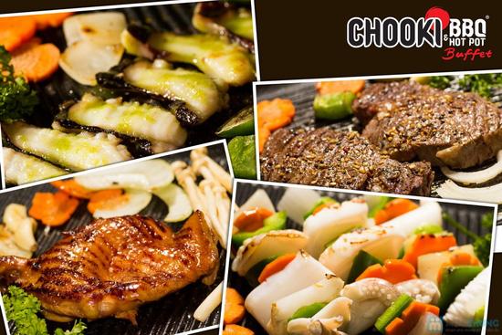 Buffet tối BBQ tại nhà hàng Shabu Kichoo - 17