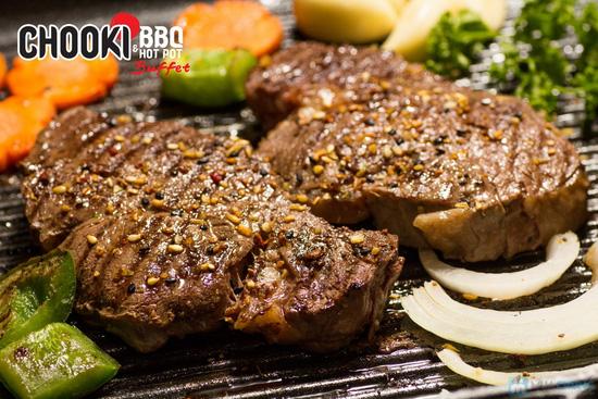Buffet tối BBQ tại nhà hàng Shabu Kichoo - 9