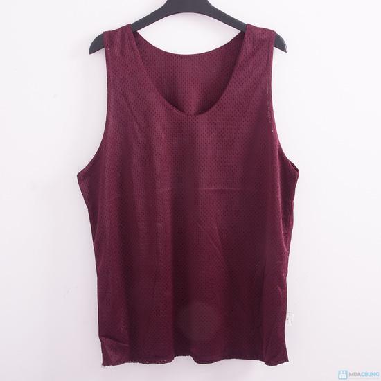 Combo 02 áo thun nam mặc nhà - 10
