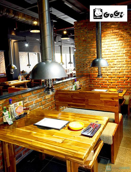 Set ăn cao cấp tại hệ thống nhà hàng Gogi - 7