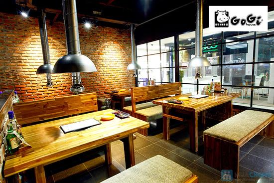 Set ăn cao cấp tại hệ thống nhà hàng Gogi - 8