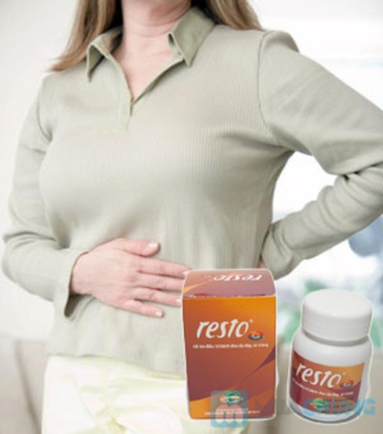 Bộ 2 hộp Resto - Hỗ trợ điều trị dạ dày, tá tràng - 5