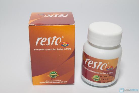 Bộ 2 hộp Resto - Hỗ trợ điều trị dạ dày, tá tràng - 2