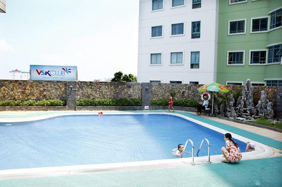 5 buổi bơi + tập Gym không giới hạn tại VSK Club - 16