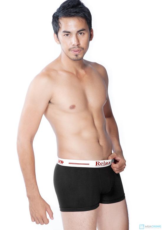 Combo 2 quần lót boxer nam RELAX - 1