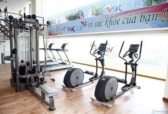 5 buổi bơi + tập Gym không giới hạn tại VSK Club - 3