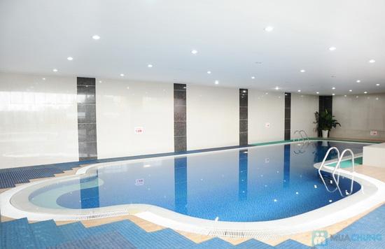 5 buổi bơi + tập Gym không giới hạn tại VSK Club - 15