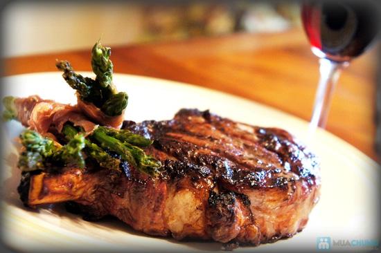 Thưởng thức hương vị thịt bò New Zealand hảo hạng tại nhà hàng Paloma - Chỉ 79.000đ được phiếu 159.000đ - 2