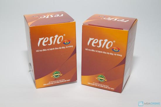 Bộ 2 hộp Resto - Hỗ trợ điều trị dạ dày, tá tràng - 1