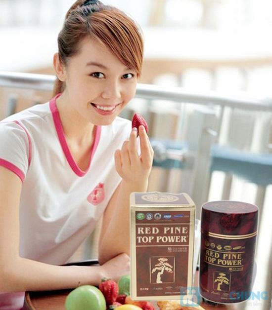 Tinh dầu thông đỏ - Red Pine Top Power - 6