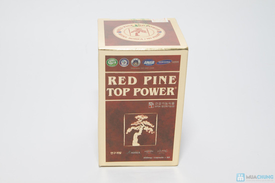 Tinh dầu thông đỏ - Red Pine Top Power - 1