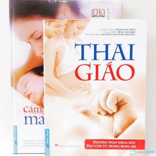 Cẩm nang mang thai toàn tập + Thai giáo. Chỉ với 162.000đ - 10