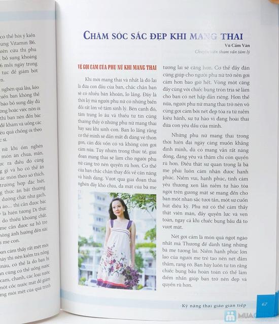 Cẩm nang mang thai toàn tập + Thai giáo. Chỉ với 162.000đ - 16