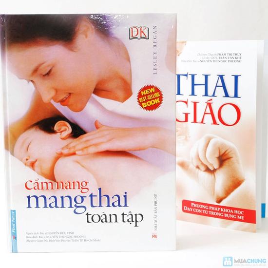 Cẩm nang mang thai toàn tập + Thai giáo. Chỉ với 162.000đ - 2