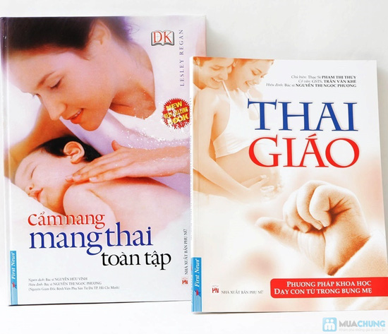 Cẩm nang mang thai toàn tập + Thai giáo. Chỉ với 162.000đ - 11