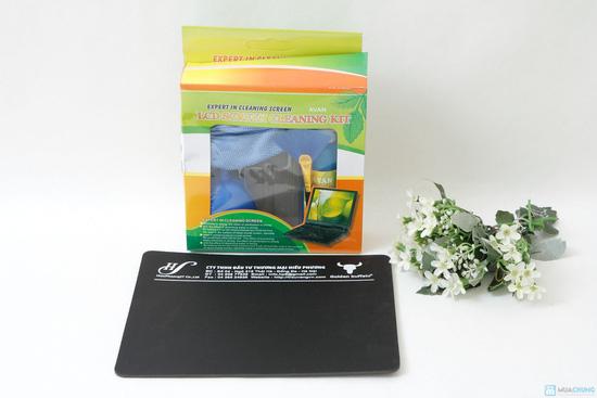 Túi chống sốc GB 14.1 hoặc 15.6 1 tặng kèm 1 tấm lót chuột GB 3.5 hoặc 1 bộ vệ sinh laptop - 5