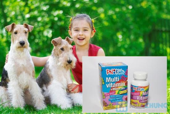 Combo 2 hộp vitamin tổng hợp PN:KIDs cho bé gái - 4