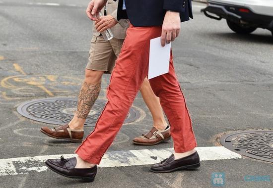 Giày mọi nam đi mưa - 10