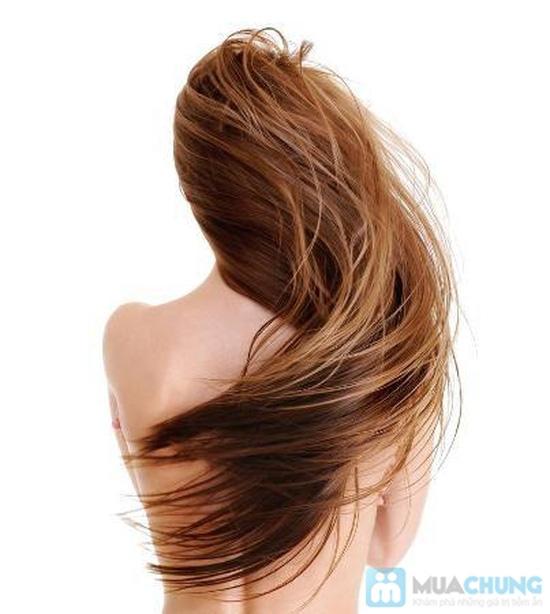 Dịch vụ Nối tóc bằng sợi Fiberglass tại H_Long Hair salon - 11
