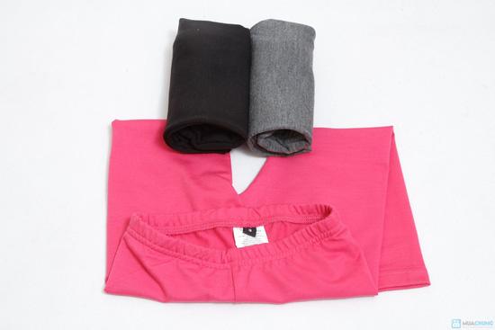 Combo 2 quần dài mùa thu cho bé - 4