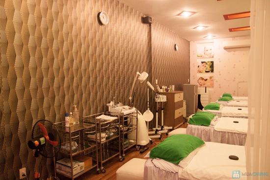 Massage mặt + Tắm Spa nghệ & mật ong - 7