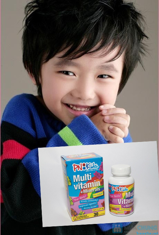 Combo 2 hộp vitamin tổng hợp PN:KIDs cho bé  - 2