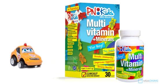 Combo 2 hộp vitamin tổng hợp PN:KIDs cho bé - 4