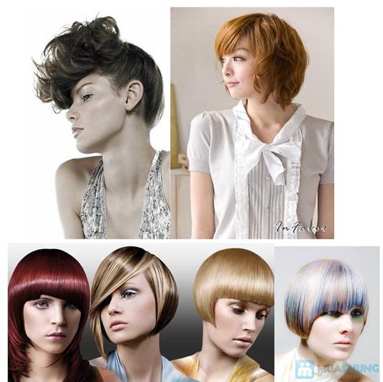 Gói làm tóc tại Luxury Hair Salon - 1
