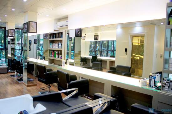 cắt uốn hoặc nhuộm hoặc ép tại sinh anh hair stylist - 17