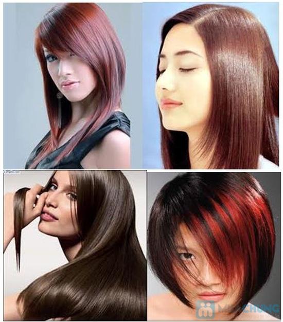 Gói làm tóc tại Luxury Hair Salon - 17