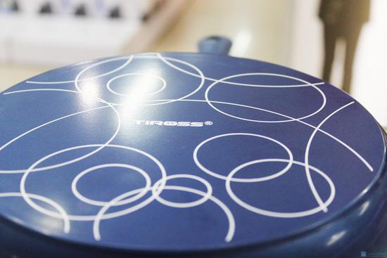 Chảo rán chống dính Tiross ceramic phi 24cm (TS-345) - 3