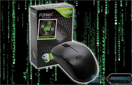 Chuột không dây Fuhlen (khách hàng lựa chọn 1 trong 2 loại A09 hoặc A06) - 6