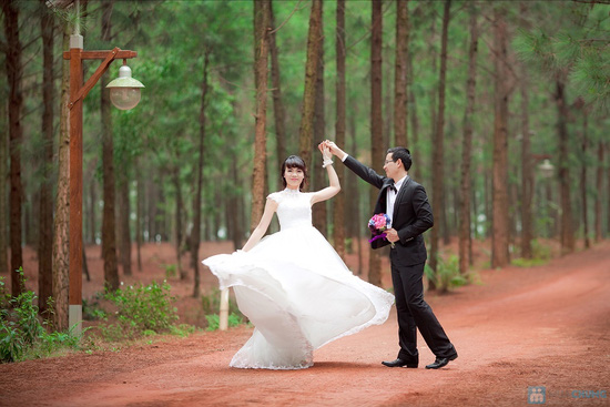 Chụp ảnh cưới tại Flamingo Đại Lải Resort  - 11