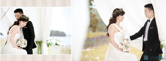 Chụp ảnh cưới tại Flamingo Đại Lải Resort - 2