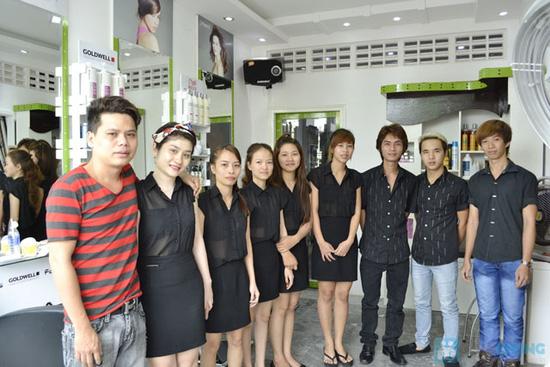 Dịch uốn/duỗi/nhuộm tại Salon Tóc Việt - 7