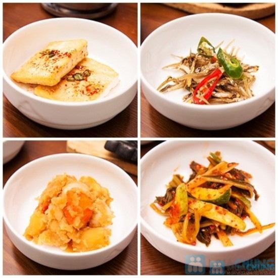 Sườn heo nướng Hàn Quốc + 5 món phụ dành cho 2 người tại Nhà hàng Sườn nướng Hàn Quốc - 2