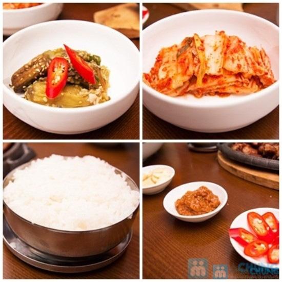 Sườn heo nướng Hàn Quốc + 5 món phụ dành cho 2 người tại Nhà hàng Sườn nướng Hàn Quốc - 6