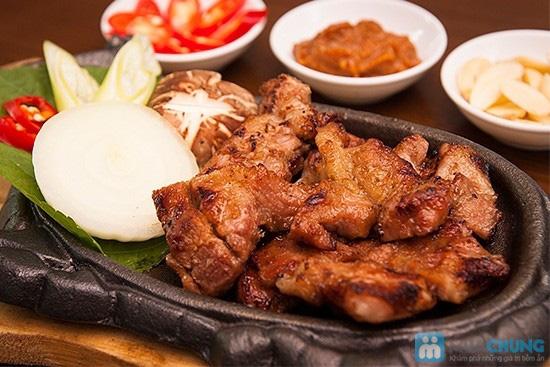 Sườn heo nướng Hàn Quốc + 5 món phụ dành cho 2 người tại Nhà hàng Sườn nướng Hàn Quốc - 7